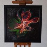 Fluid Art #25 acrylic, фото №5