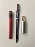 Ручка шариковая СССР 2 цвета, фото №3