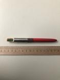 Ручка шариковая СССР 2 цвета, фото №6