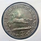 Німеччина, 2/3 талера, 1800 р., фото №2
