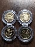 2 гривны.Золото (4 шт.)., фото №2