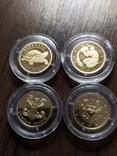 2 гривны.Золото (4 шт.)., фото №5