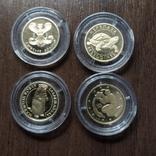 2 гривны.Золото (4 шт.) Украина., фото №2
