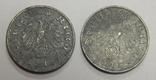 2 монеты по 1 рейхспфеннигу, Третий Рех, фото №3