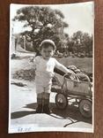 1956 Одесса Коляска Ребёнок, фото №2