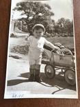 1956 Одесса Коляска Ребёнок, фото №3