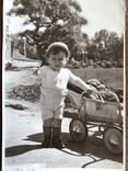 1956 Одесса Коляска Ребёнок, фото №6