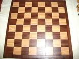 Шахматы дерево ссср, фото №7