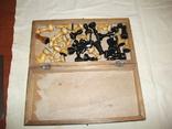 Шахматы дерево ссср, фото №8