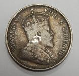 1/2 доллара (50 центов) 1908 Н Стреитс Сеттлмент, фото №3