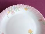 Тарелки плоские столовые Весенние цветы. Arcopal France., фото №12