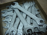 Ключи гаечные 12 х 14 в коробке 22 шт., фото №6