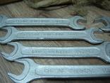Ключи гаечные 12 х 14 в коробке 22 шт., фото №10