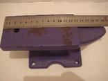 Наковальня малая. СССР 4 кг. Клеймо., фото №4