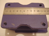 Наковальня малая. СССР 4 кг. Клеймо., фото №10