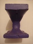 Наковальня малая. СССР 4 кг. Клеймо., фото №12