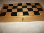 Шахматы ссср дерево, фото №7