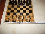 Шахматы ссср дерево, фото №8
