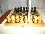 Шахматы ссср дерево, фото №9
