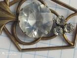 Подвеска, кулон серебро 875 проба, фото №6