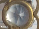 Подвеска, кулон серебро 875 проба, фото №8