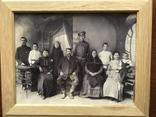 1917 Старое фото Семья, фото №2