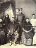 1917 Старое фото Семья, фото №5
