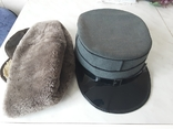 Две шапки, фото №6