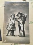 Три поздравительные открытки с детками, фото №7