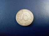 10 пфенінгів 1947 року F / Німеччина- копія рідкісної, фото №3