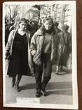 1986 Одесса Девушки на Греческой, фото №2