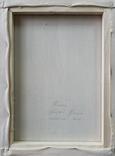 Картина, Пионы, 30х40 см. Живопись на холсте, фото №6