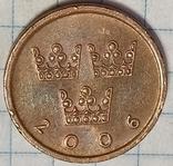 Швеция 50 оре 2006, фото №2