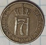 Норвегия 2 оре 1947, фото №2