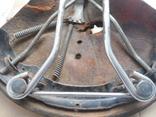 Старое Седло для мото или велосипеда № 1, фото №8