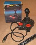 Джойстик начала 90-х в стиле Atari Competition, фото №2