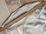 Сорочка из домотканого полотна - вышивка белым, фото №6