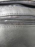 Сумка мужская на пояс , через плечо. Размер 26*14*7 см, фото №3