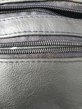 Сумка мужская на пояс , через плечо. Размер 26*14*7 см, фото №10