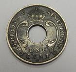 1 цент, 1912 г Британская Уганда, фото №3