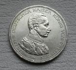 5 марок 1914 г. Пруссия, серебро, фото №6