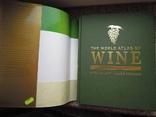 Книга The World Atlas of Wine, Hugh Johnson 2007 атлас вино, большая книга вина, фото №2