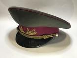 Фуражка генеральская, фото №3