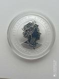 1-а в серії Lunar III Рік Миші 2020 1 унція срібла Австралія, фото №5