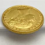 1 фунт (соверен). 1851. Великобритания (золото 917, вес 7,96 г), фото №8