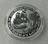 Королевская удача 1 доллар 2020 Серебро 1oz 999,9, фото №3