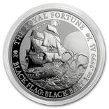 Королевская удача 1 доллар 2020 Серебро 1oz 999,9, фото №2