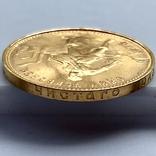 Один Червонец Сеятель. 1976. РСФСР (золото 900, вес 8,63 г), фото №9