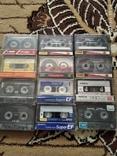 Лот аудиокассет, фото №2