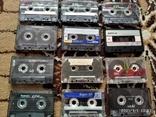 Лот аудиокассет, фото №4